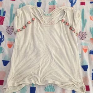 Casual shirt with print